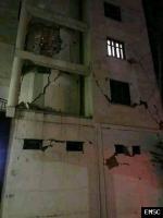 Earthquake: Bejaïa Algeria,  March 2021